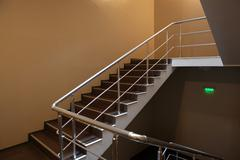 modern comfortable interior - stock photo