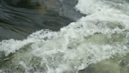 Stock Video Footage of Churning Water in Slow Motion
