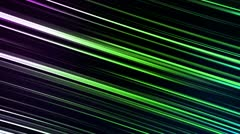 Cool Green Lines - stock footage