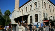 Stock Video Footage of Old Mosque in Bodrum, Turkey