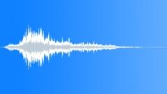 Multimedia hissy whoosh - sound effect