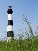 Bodie Island Lighthouse, Outer Banks, North Carolina Stock Photos