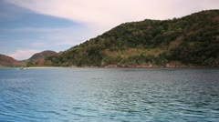 Islands in the Ocean Stock Footage