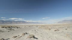 Death Valley California Stock Footage