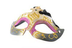 Elegant carnival mask Stock Photos