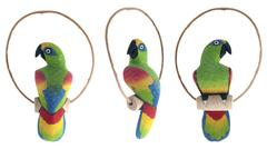 Stock Photo of decorative parrot