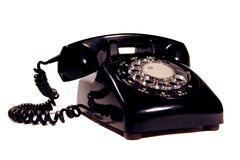 dial pone - stock photo