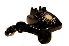Dial pone Stock Photos