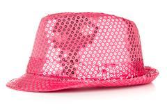 Stock Photo of paillette hat