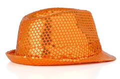 Paillette hat Stock Photos
