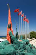 the gallipoli campaign took place at gallipoli peninsula in turkey from 25 ap - stock photo