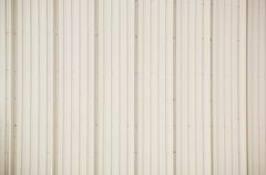 Corrugated iron background Stock Photos