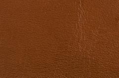Stock Photo of brown leather