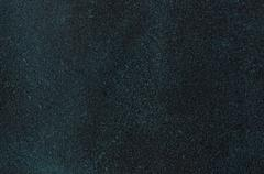 blue leather - stock photo