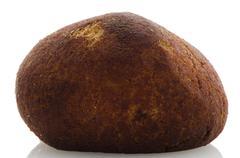 cinnamon cookie - stock photo