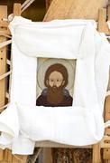 Icon of the christ. Stock Photos