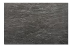 slate floor tile - stock photo