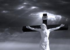 The Crucifixion Stock Photos
