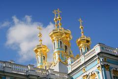 katherine's palace - stock photo