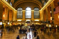 New York Grand Central - stock photo