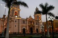 Stock Photo of lima centro, peru