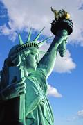 Stock Photo of Statue of Liberty USA