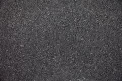 asphalt structure - stock photo