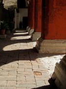 Santa catalina monastery (arequipa) Stock Photos