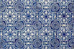 Portuguese glazed tiles 020 Stock Photos