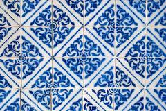 Stock Photo of portuguese glazed tiles 013