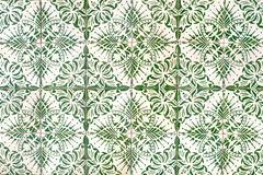 Portuguese glazed tiles 048 Stock Photos