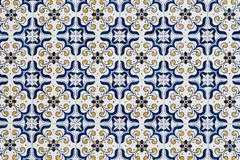 Portuguese glazed tiles 059 Stock Photos