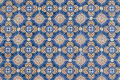 Stock Photo of portuguese glazed tiles 060