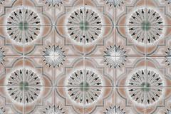 Stock Photo of portuguese glazed tiles 069