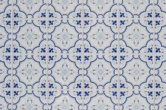Stock Photo of portuguese glazed tiles 116