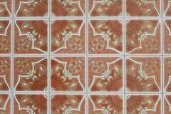 Stock Photo of portuguese glazed tiles 117
