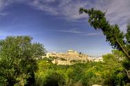 Stock Photo of Acropolis of Athens