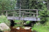 Stock Photo of bridge near torfhaus