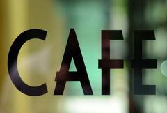 Contemporary Cafe Stock Photos