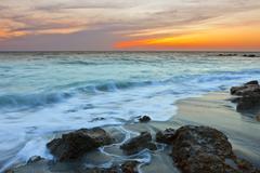 venice beach florida - stock photo