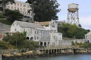 Stock Photo of alcatraz island