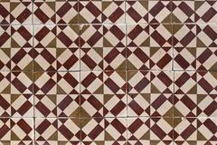 portuguese glazed tiles 174 - stock photo