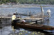 Fisherfolk Stock Photos