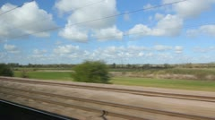 Britain by train. Stock Footage
