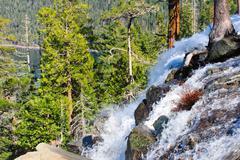 Eagle falls lake tahoe Stock Photos