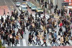 Tokyo Hachiko tienhaara Kuvituskuvat