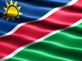 Stock Illustration of Flag of Namibia