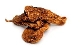Smoke-dried chipotle Stock Photos