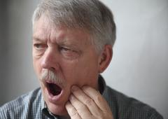 Toothache.jpg Stock Photos