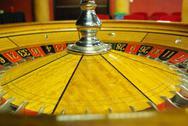 Stock Photo of roulette wheel